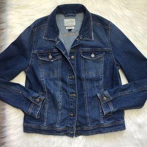 Universal Thread Freeborn Medium wash Denim Jacket